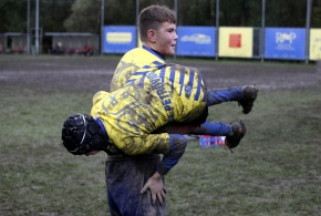 Rugby salto.
