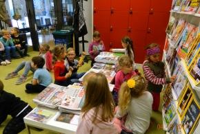 Děti čtou dětem