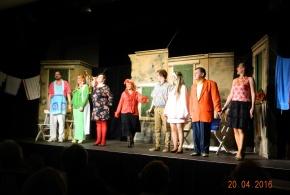 Divadlo - 20.4.2016