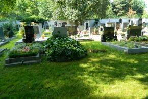 Hřbitov MČ P-P - 24.6.2016