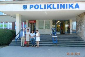 Prof. Ing. Kislingerová CSc., náměstkyně primátorky - 4.8.2016