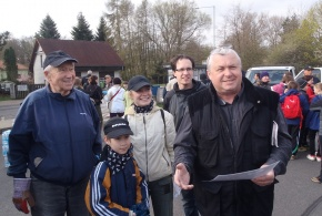 Úklid Petrovic - 18.4.2015