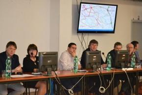 Participační setkání se zástupci MČ Praha - Petrovice, MČ Praha 15 a MČ Praha 22