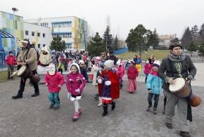 Petrovický masopust 2018