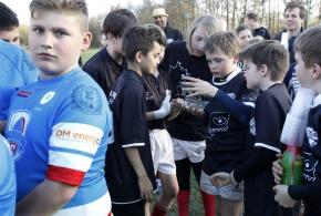 Rugby Praha - Petrovice mezinárodní turnaj PYRF U12