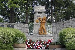 Pietní akt k 73. výročí Dne osvobození