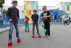 Hurá do školy - odpolední akce pro děti i rodiče