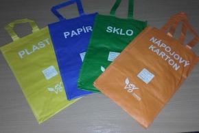 Sada separačních tašek