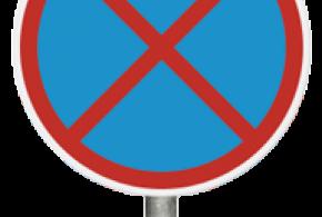 Značka - blokové čištění