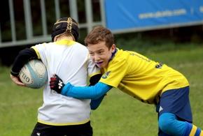 Rugby v Petrovicích 8.11.2018