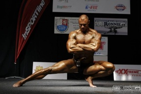 Milan Jenšík - fitness trenér