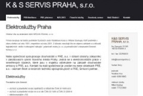 K&S SERVIS PRAHA, s.r.o.