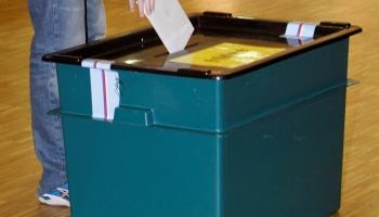 OZNÁMENÍ o době a místě konání 2. kola volby prezidenta republiky