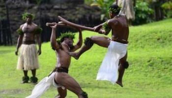 Fidži: země přátelských kanibalů