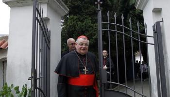 Kardinál Duka - 29.5.2016