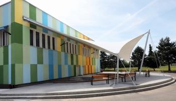 amfiteátr u školy