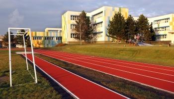 atletická dráha