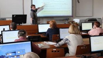 Senioři píší Wikipedii - začátečníci 2018.