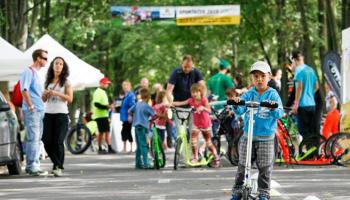 Sporťáček 2018 Praha - festival sportu pro děti
