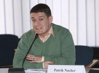 Přednáška s Ing. Patrikem Nacherem