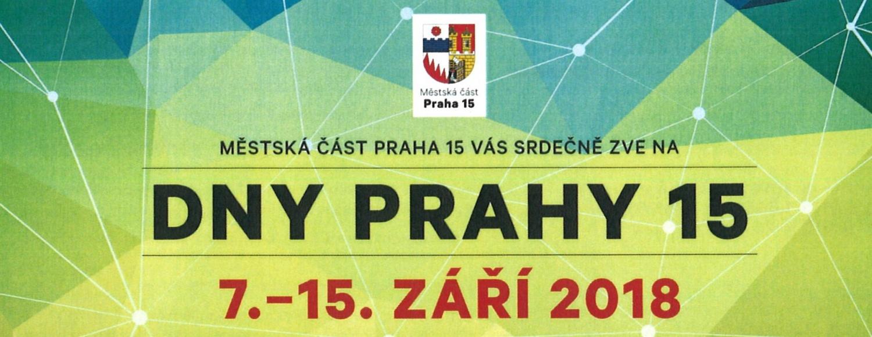 Dny Prahy 15