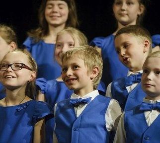 Jarní koncert Kühnova dětského sboru