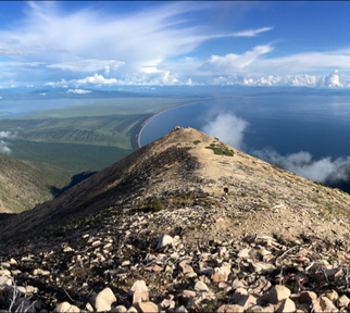 Jezero Bajkal - cesta za perlou Sibiře.