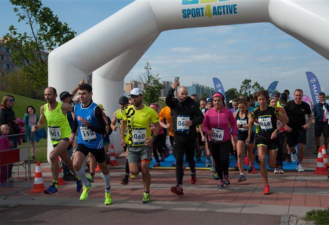 Běh 11 km Prahou 11 – 4.ročník a běh 21 km Prahou 11 – 1. ročník