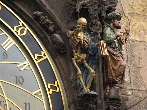 Slavnostní spuštění Orloje