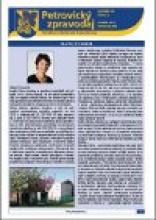 Zpravodaj 2/2011