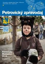 Titulní strana zpravodaje 1/2019