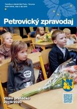 Titulní strana zpravodaje 3/2019