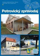 Titulní strana zpravodaje 4/2019